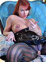 MaturesAndPantyhose :: Marianne&Steve pantyhosefucking nasty mature lady